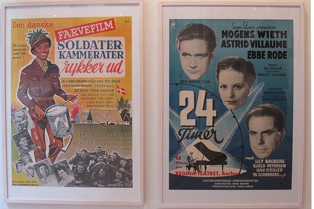 gamle danske filmplakater