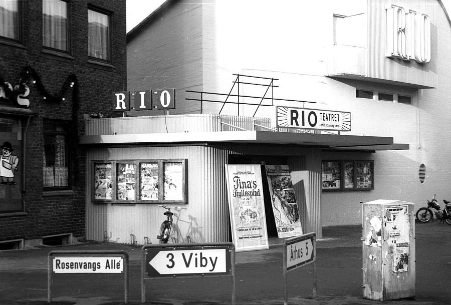 store porno rør Biografer i Århus