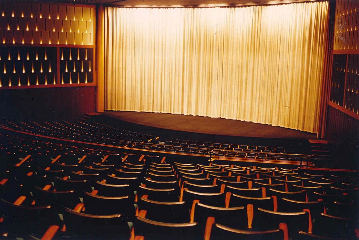biograf Aarhus metropol cinema Århus C.