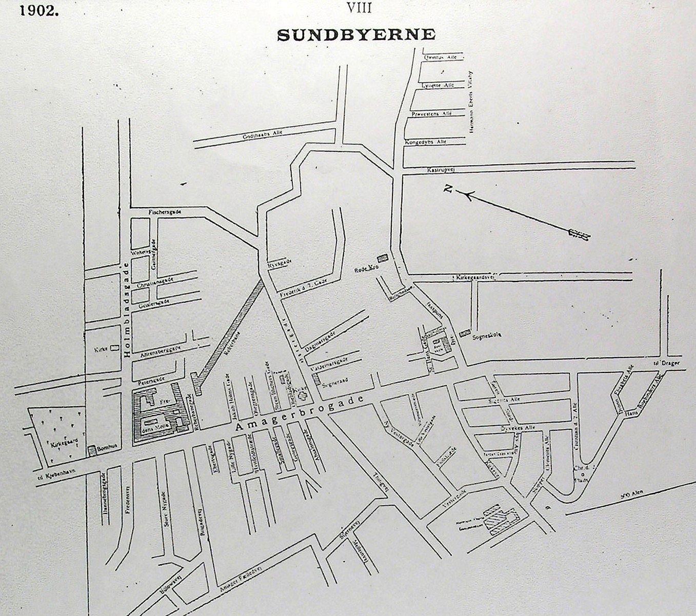 gamle kort på nettet