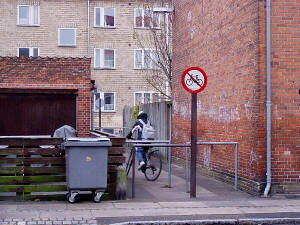 fun bike billeder massageklinik københavn