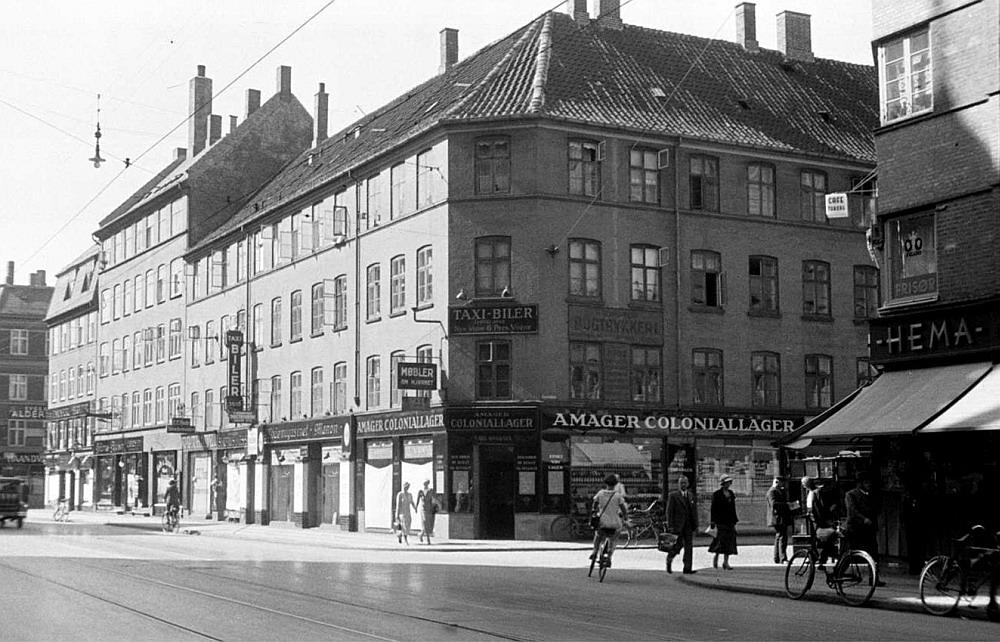 Sverrigsgade i København S - Amager!