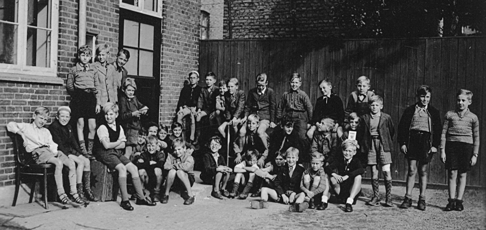 tyske krigsflygtninge 1945 i københavn